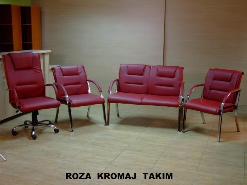 Roza Koltuk Takımı