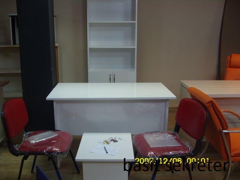 Sekreter Masası 2 Çekmeceli
