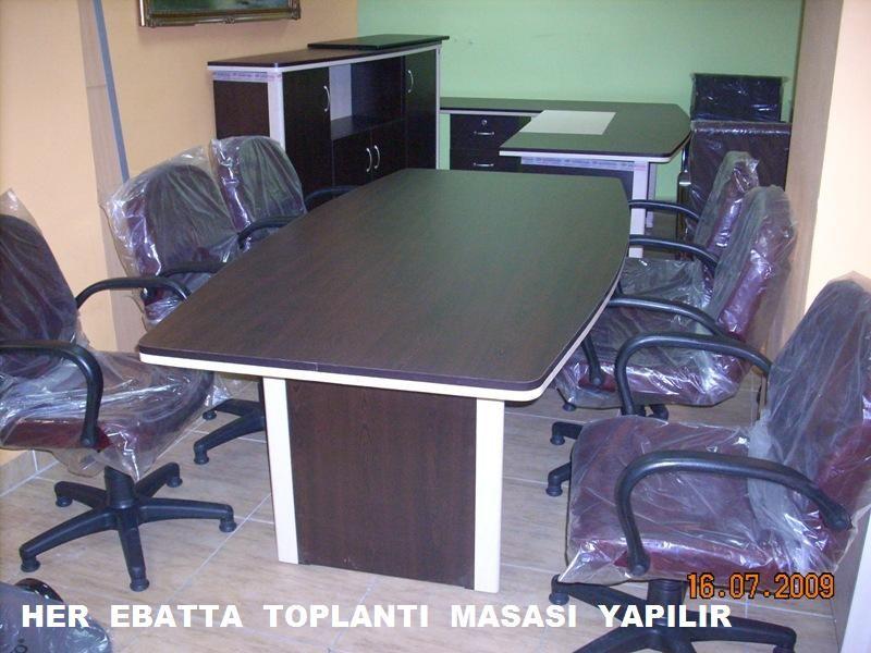 Toplantı Masası Profil Ayaklı