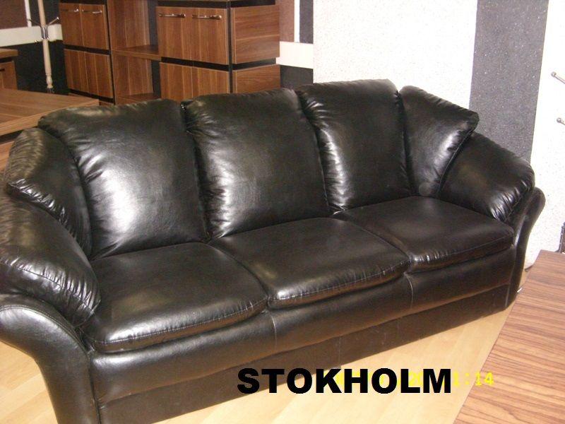 Stokholm Üçlü Misafir Koltuğu