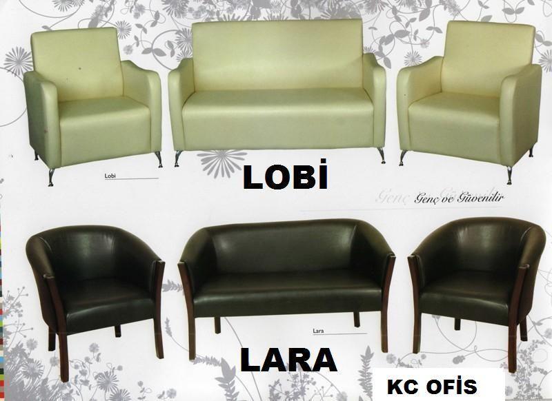Lobi ve Lara Koltuk Takımı