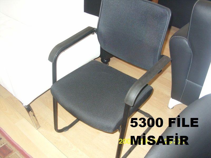 5300 File Misafir U ayak Koltuk